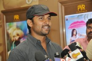 Yevade Subramanyam Show Press Meet Photos (17)