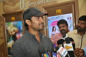 Yevade Subramanyam Show Press Meet Photos (9)