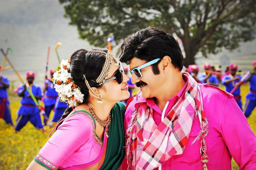 Balakrishna-Trisha-Radhika-Apte-Lion-Movie-Stills-3