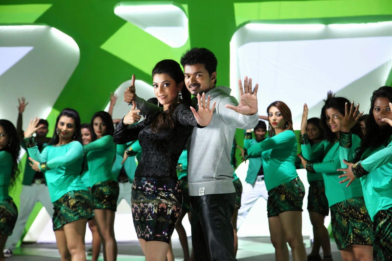 Jilla Telugu Movie Stills (7)