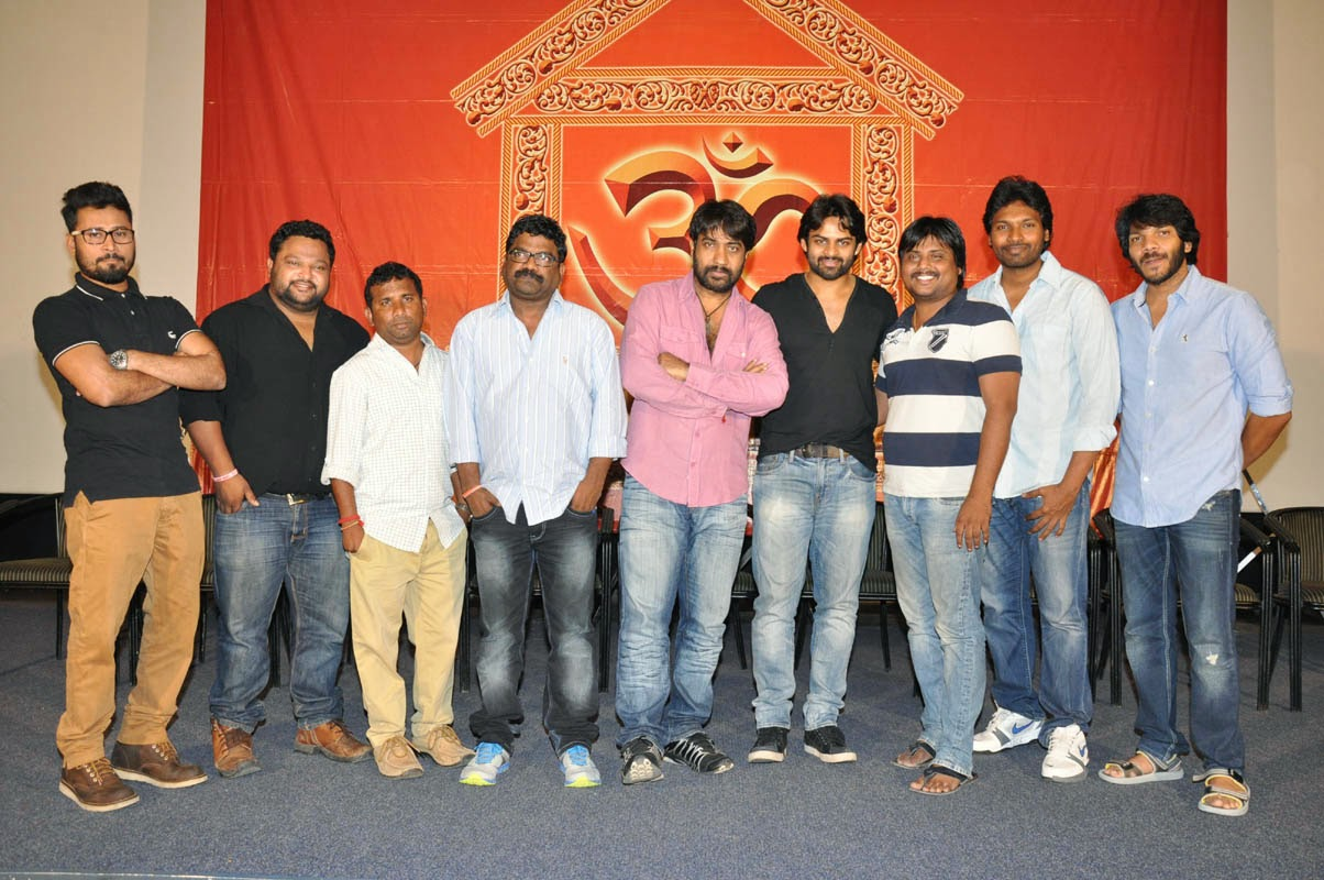 Rey Movie Success Meet Photos (15)